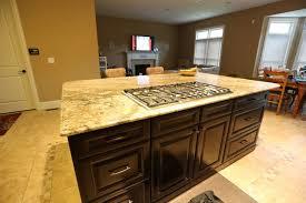 Espresso Kitchen Cabinets With Granite Typhoon Bordeaux Granite With Espresso Cabinets Granite