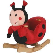 Ladybug Rocking Chair Babylo Rocking Ladybird Toys R Us
