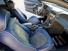 2001 Mustang Custom Interior Sold 2001 Centerforce Bullitt Mustang For Sale
