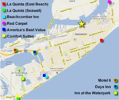 Comfort Inn In Galveston Tx Cheap Places To Stay In Galveston For A Cruise Galveston Cruise Tips