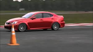 lexus isf test youtube forza motorsport 5 2009 lexus is f at the top gear test track