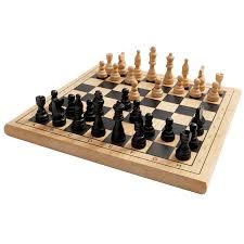 Chess Board Amazon Buy Maxeon High Quality Wooden Folding Chess Set Small