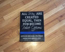 academy graduation gift custom badge vinyl decal officer badge