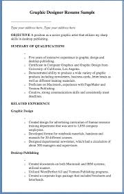 Graphics Design Resume Sample by Graphic Designer Resume Sample Type Your Address Here Type Your