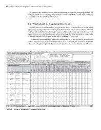 Aa Step 4 Worksheet Part I Guide For Evaluating Security Measures Forthe U S Ferry