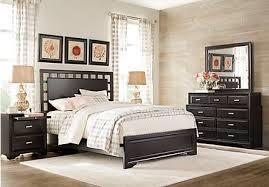 bedroom sets in black king size bedroom sets