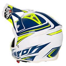 airoh motocross helmet airoh mx helmet aviator 2 2 ready blue gloss 2017 maciag offroad