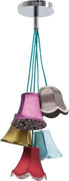 hã ngeleuchte design hängeleuchte saloon flowers 5 kare design kaufen lilianshouse