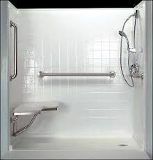 Shower Benches For Handicapped Showers Accessible Shower Stall Handicap Showers