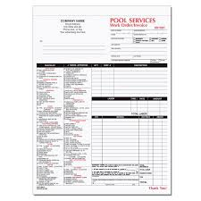 Landscaping Invoice Template by Invoice Forms Invoice Template Carbonless Invoice Template Forms