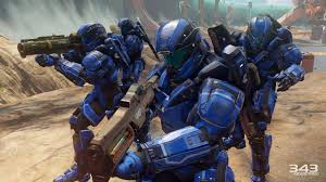 warzone maps setting details revealed for halo 5 s arena and warzone maps