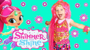 nickelodeon halloween costume shimmer u0026 shine dress up makeover u0026 diy costume shimmer makeup how