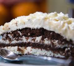 cuisiner le mascarpone gâteau au chocolat caramel et mascarpone envie de bien manger