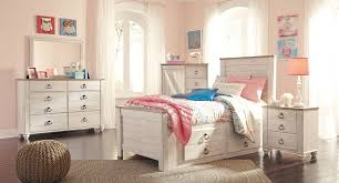 willowton youth storage bedroom set kids room sets kids and