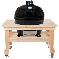 Backyard And Grill by Primo Ceramic Charcoal Kamado Grill Oval Xl 400 W Compact