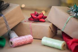 brown kraft paper 15 ft christmas wrapping paper christmas
