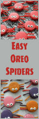 the partiologist easy oreo spiders