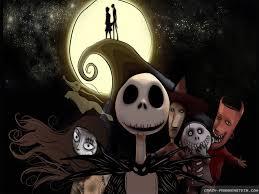 christmas and halloween background jack skeleton halloween background wallpaper