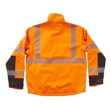 xtreme flex soft shell jacket orange jackets products
