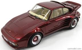 gemballa avalanche bos models bos306 scale 1 18 porsche 911 turbo gemballa