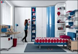 White Bedroom Furniture For Girls Bedroom Expansive Blue And White Bedroom For Teenage Girls