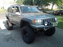 1997 jeep grand laredo accessories тюнинг jeep grand zj по законам baja 1000 auto
