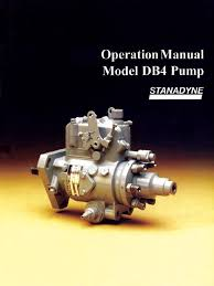 stanadyne db4 manual pdf