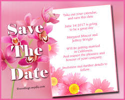 save the date birthday cards save the date wording sles wordings and messages