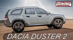 renault dacia 2016 second gen duster may become 7 seater launch in 2016