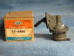 1962 ford fairlane mercury meteor 170 6 cylinder nors fuel pump
