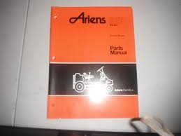 buy ariens 927 series riding mower parts manual in cheap price on