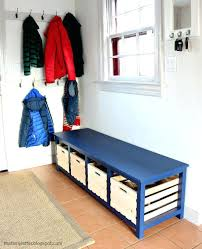 Mudroom Storage Bench Diy Shoe Storage Bench Storage Entryway Bench By Homepop Free