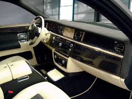 rolls royce phantom interior 2007 mansory conquistador based on rolls royce phantom interior
