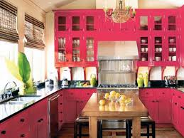 Red Kitchen Walls by Red Kitchen Wall Colors Inspiration Eas Design Walls Awesome