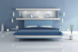 Bedroom Light Blue Walls What Color Shelves Match Light Blue Walls Home Guides Sf Gate