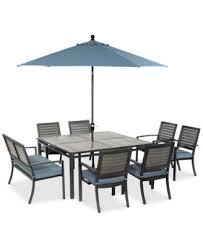 Patio Table And 6 Chairs Holden Outdoor Patio Furniture 7 Set 84 X 42 Dining