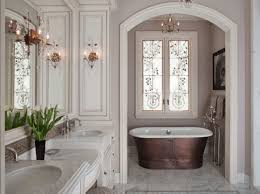 bathroom white bathroom with gold color also lamp shade
