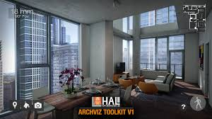 hal archviz toolkit architectural visualization share
