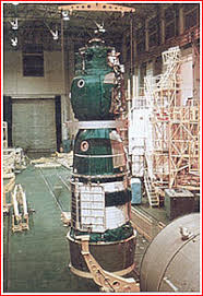 kosmos 133 first try for soyuz