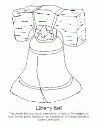 free printable liberty bell coloring desi 34644