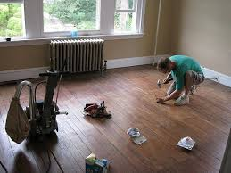 Hardwood Floor Nails How To Refinish A Hardwood Floor The Complete Manifesto