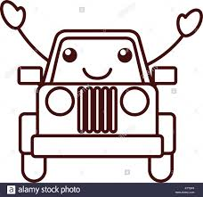 jeep cartoon drawing equipment jeep stock photos u0026 equipment jeep stock images alamy