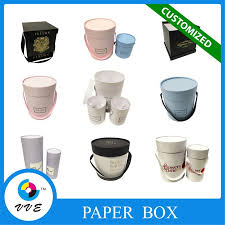 Wholesale Flowers Near Me Wholesale Home Storage Box Of Waterproof Paper Round Box