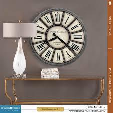 howard miller large oversized wall clocks