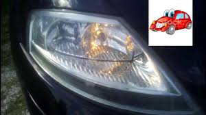 citroen c3 how to change a headlight bulb kako zamijeniti