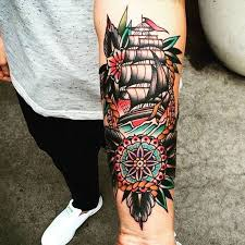 traditional tattoos a option to better interest