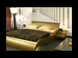 modern bed with curved base by thomas de l youtube