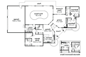 cabana plans plans pool house plans with bathroom