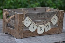 wedding card box sayings use an crate to collect wedding cards 12 years counting