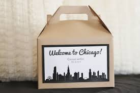 wedding welcome boxes chicago wedding welcome gable box set of 10 the homespun hostess